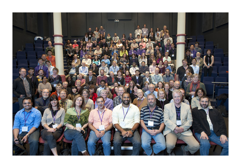 Group photo of the assembled polychaetologists in Sydney in 2013 (photo  © the IPC 2013 crew)