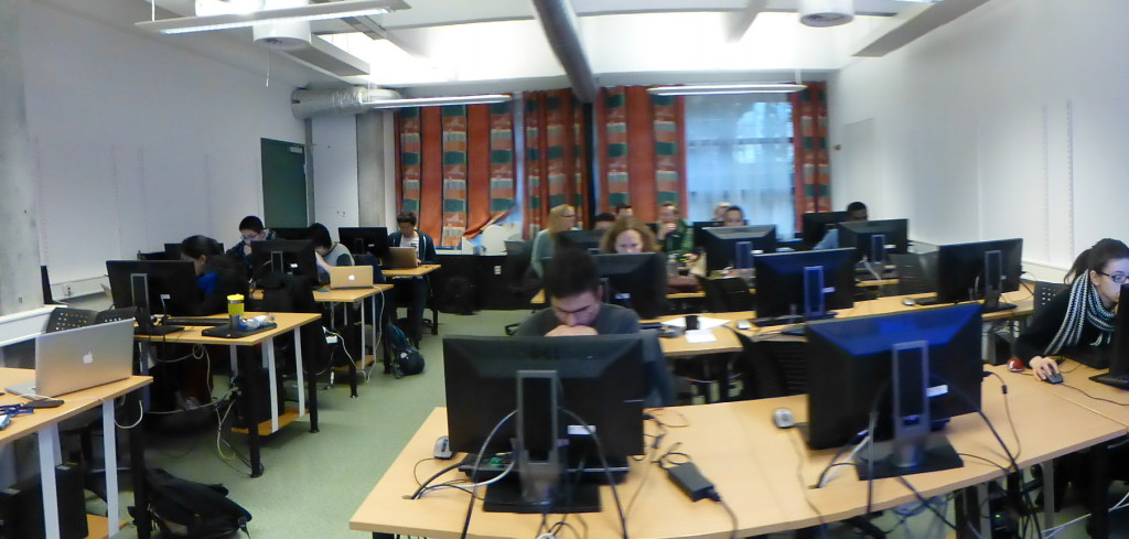 Computer practice with tools for phylogenetic analysis. UiB 2015
