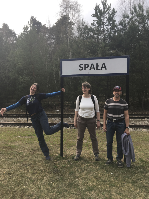 Ready to start the workshop! Photo: AH Tandberg