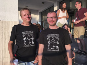The Polish Amphipod-t-shirt edition 2017. (photo: AH Tandberg)